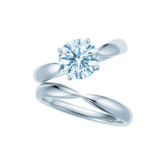 Tiffany Harmony订婚钻戒 歌颂永恒真爱