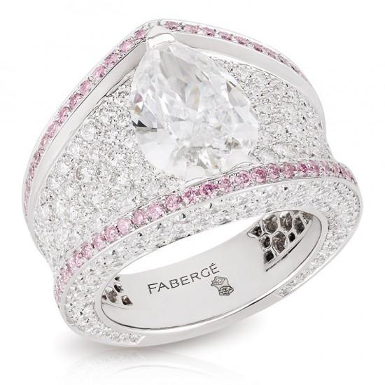 Fabergé:尊荣不凡的皇室血统