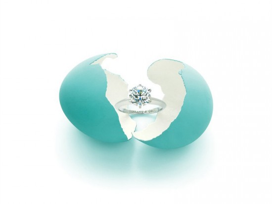 Tiffany Setting:真爱信物-精美珠宝【秘密:适合高贵女人的珠宝】