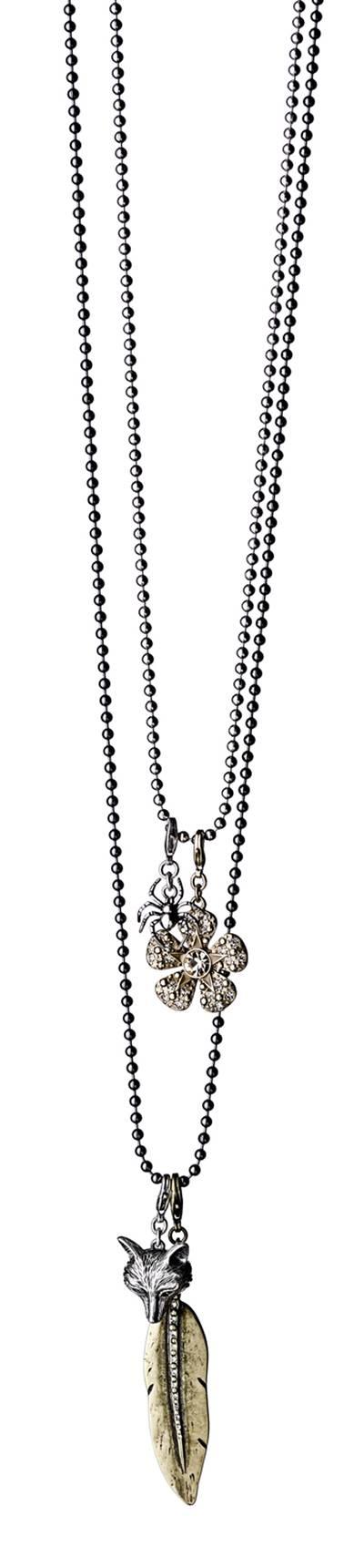 丹麦时尚品牌PILGRIM 2011春季配饰精选-珠宝首饰展示图【行业经典】