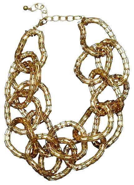 认识宣言式首饰的四个关键词-珠宝首饰展示图【行业经典】
