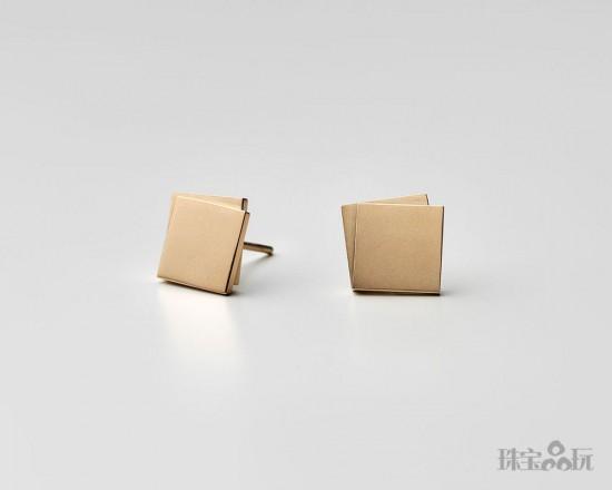 简约而不简单 Patrik Hansson的珠宝几何玩法-创意珠宝