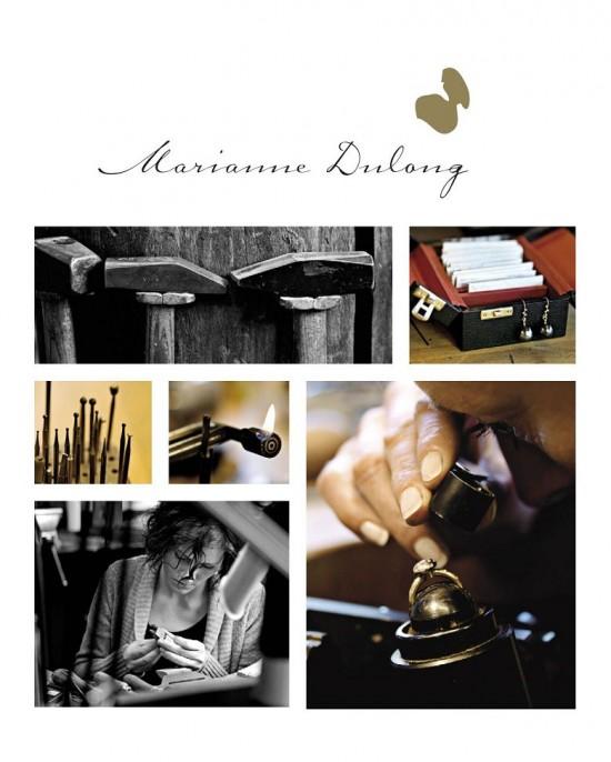 Marianne Dulong:来自丹麦的独特珠宝-品牌感人故事