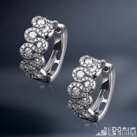 FENIX(菲尼莎)凡尔赛星光系列2011年限量款-珠宝首饰展示图【行业经典】