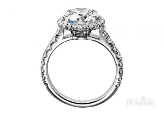 Cartier Destinée命中注定的幸福-精美珠宝【秘密:适合高贵女人的珠宝】