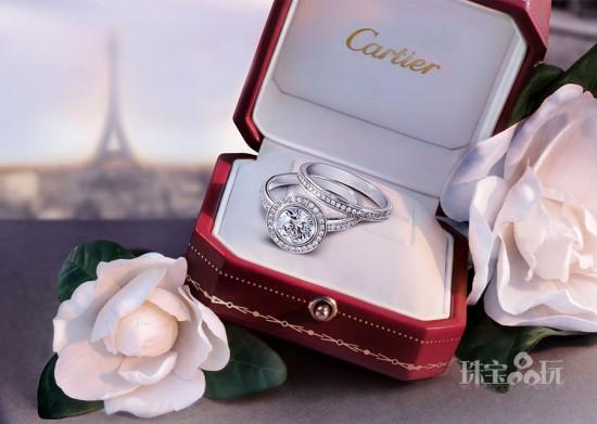 Cartier Destinée命中注定的幸福