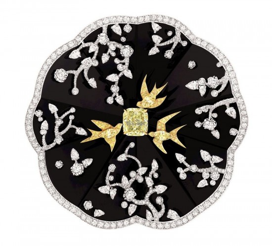 华美之作 Chanel全新Jardin de Camelias高级珠宝系列-精美珠宝【秘密:适合高贵女人的珠宝】