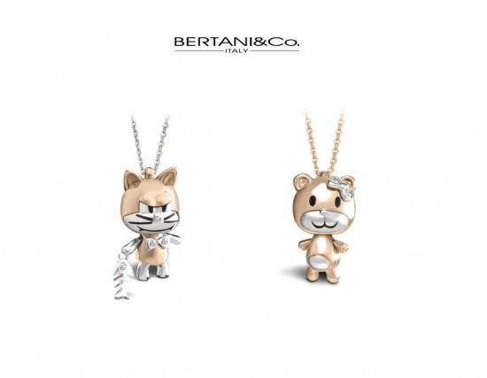 Bertani&Co:致敬我们的童年-创意珠宝