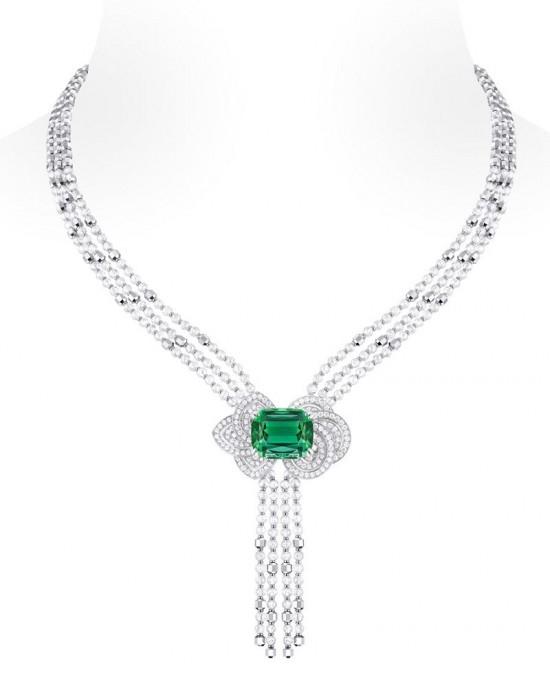 Louis Vuitton:时空旅行(Voyage dans le Temps)-精美珠宝【秘密:适合高贵女人的珠宝】