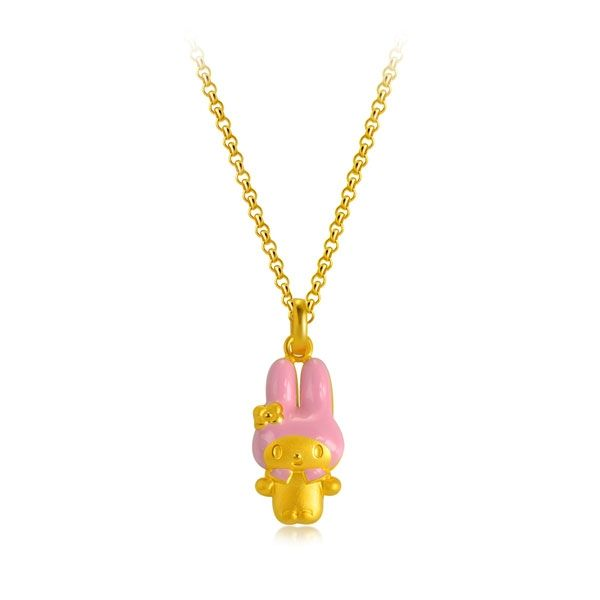 周生生联同Robot K打造机械Hello Kitty-时尚珠宝设计【行业顶级】