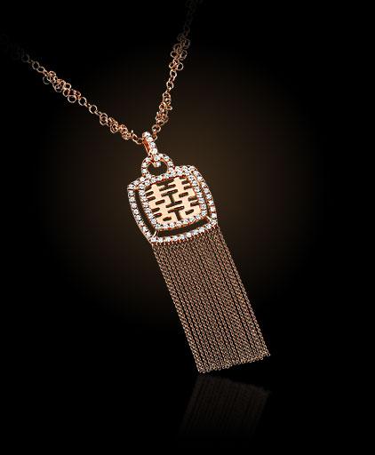 中西合璧 点睛品Auspicious Collection吉祥系列(一)-珠宝首饰展示图【行业经典】