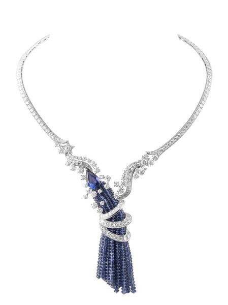 Van Cleef & Arpels高级珠宝如流星般闪耀-珠宝首饰展示图【行业经典】