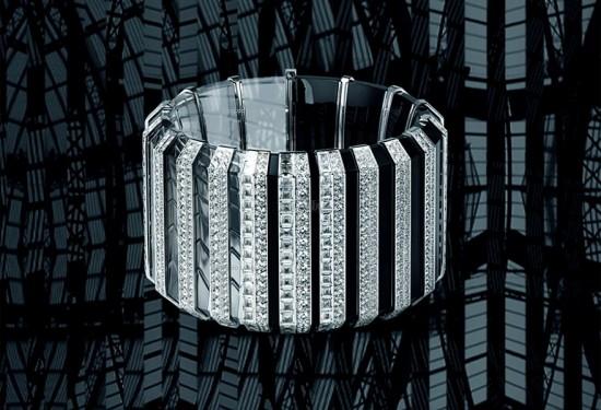 Cartier:都市之景-精美珠宝【秘密:适合高贵女人的珠宝】