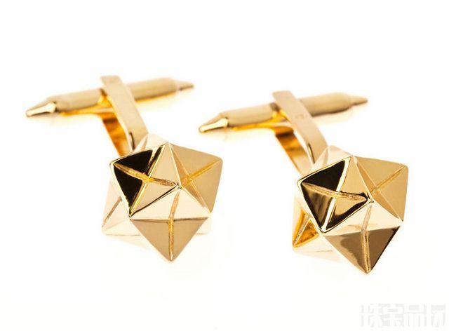 Origami Jewellery折纸首饰系列-创意珠宝