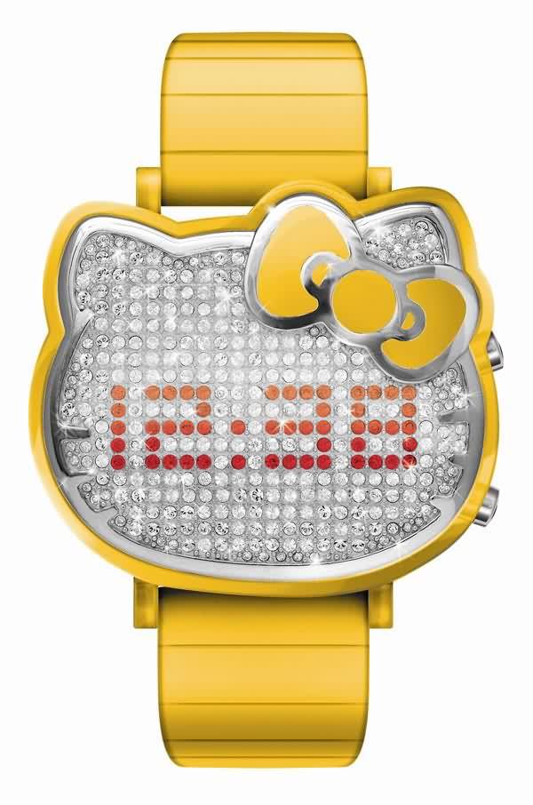 彩色手表今夏大热-时尚珠宝设计【行业顶级】