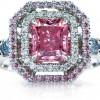 Calleija粉红钻石(Pink Diamond)婚戒