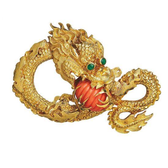 梵克雅宝(Van Cleef & Arpels):高级珠宝与日本工艺-时尚珠宝设计【行业顶级】