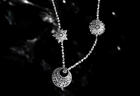 Chanel的太阳图腾-精美珠宝【秘密:适合高贵女人的珠宝】