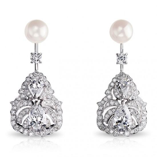 优雅华丽 法贝热(Fabergé)Impérial珠宝系列-精美珠宝【秘密:适合高贵女人的珠宝】