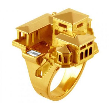 指间创意 领略异国风情-创意珠宝