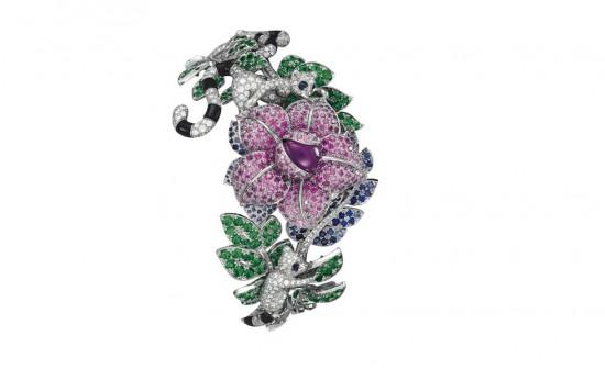 精湛工艺 梵克雅宝Makis Décor高级珠宝腕表-精美珠宝【秘密:适合高贵女人的珠宝】