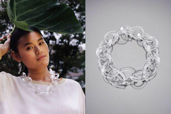 加拿大设计师Corey Moranis用光影艺术感知珠宝魅力