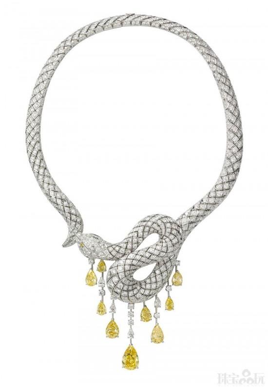 用钻石述说动人故事-精美珠宝【秘密:适合高贵女人的珠宝】