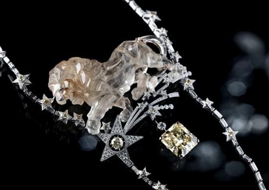 CHANEL:钻石星辰 不变永恒-精美珠宝【秘密:适合高贵女人的珠宝】