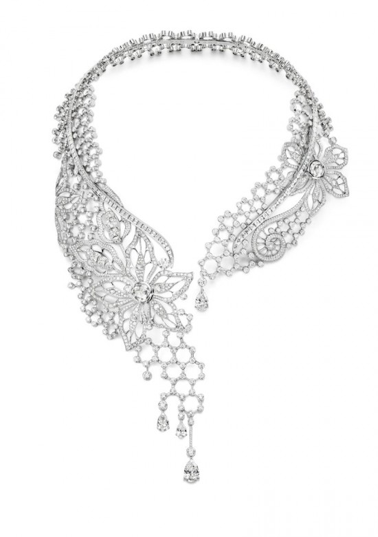 2012巴黎古董双年展(Biennale des Antiquaires)-精美珠宝【秘密:适合高贵女人的珠宝】