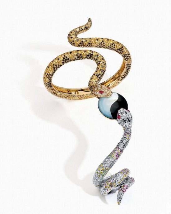 """胡茵菲(Anna Hu)个人珠宝展""""珠宝交响诗-第一部曲""""-精美珠宝【秘密:适合高贵女人的珠宝】"""