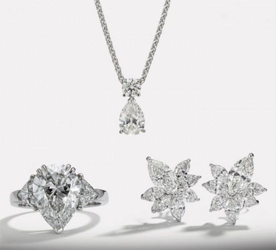 Hans D. Krieger用钻石打造永恒-精美珠宝【秘密:适合高贵女人的珠宝】