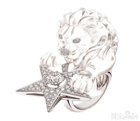 Chanel的狮子座-精美珠宝【秘密:适合高贵女人的珠宝】