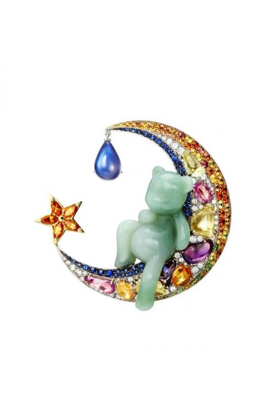 真挚守护 林晓同Eric Jade Bear玉熊珠宝系列-珠宝设计【哇!行业大师灵魂之作】