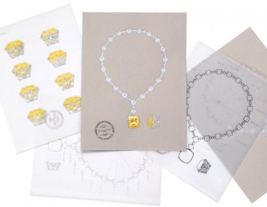 Tiffany Diamond重换新颜-精美珠宝【秘密:适合高贵女人的珠宝】