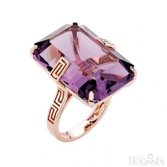 范思哲(Versace)珠宝 演绎意式风情-精美珠宝【秘密:适合高贵女人的珠宝】
