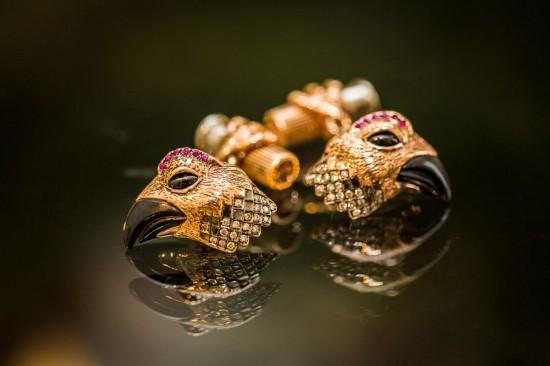 令人窒息的美 Tomasz Donocik男士珠宝-珠宝设计【哇!行业大师灵魂之作】