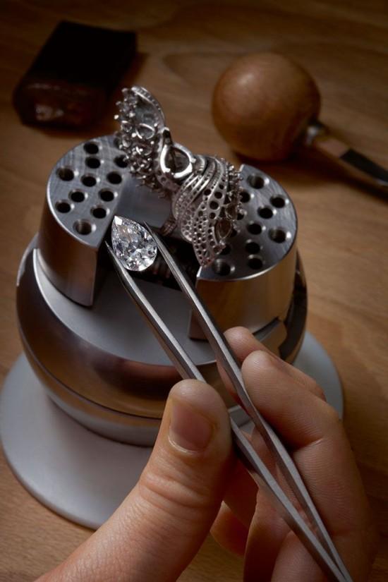 一切缘于自然 De Beers Imaginary Nature高级珠宝系列-精美珠宝【秘密:适合高贵女人的珠宝】