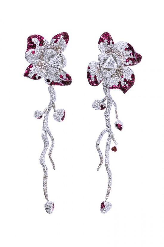 Chara Wen珠宝:爱的礼物,传承永恒-珠宝设计【哇!行业大师灵魂之作】