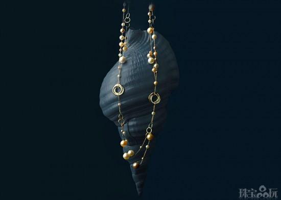 不一样的魅力 卡地亚(Cartier)Trinity珍珠系列-精美珠宝【秘密:适合高贵女人的珠宝】