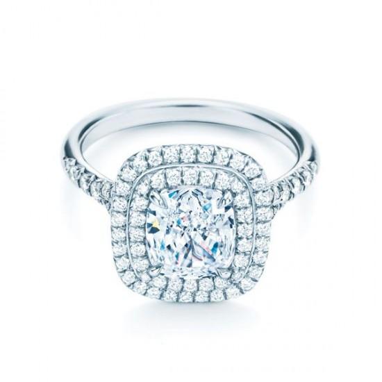 永恒真爱 TIFFANY订婚戒指-精美珠宝【秘密:适合高贵女人的珠宝】
