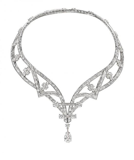 Harry Winston的珠宝华服-精美珠宝【秘密:适合高贵女人的珠宝】