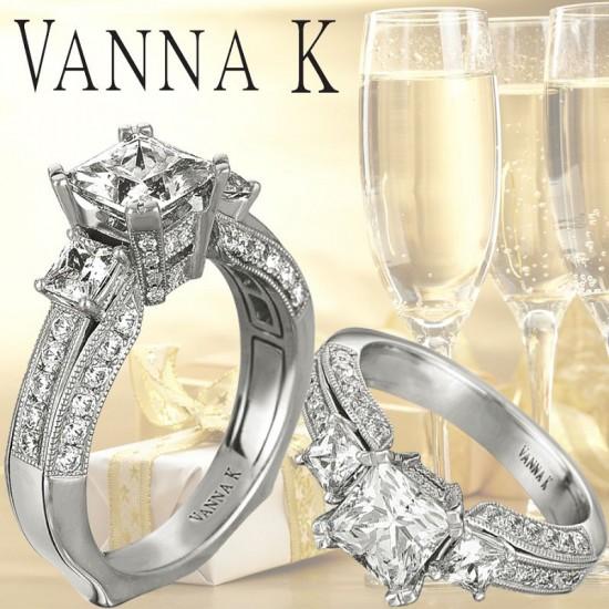 Vanna K:婚戒专家-精美珠宝【秘密:适合高贵女人的珠宝】