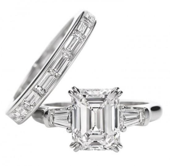 Harry Winsto婚戒:擦亮爱情的华彩-精美珠宝【秘密:适合高贵女人的珠宝】