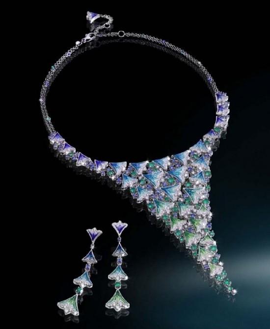 SICIS 2012全新微镶马赛克珠宝系列-精美珠宝【秘密:适合高贵女人的珠宝】