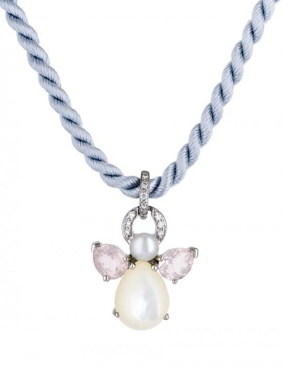 纯粹爱情 Isabelle Langlois天使系列-精美珠宝【秘密:适合高贵女人的珠宝】