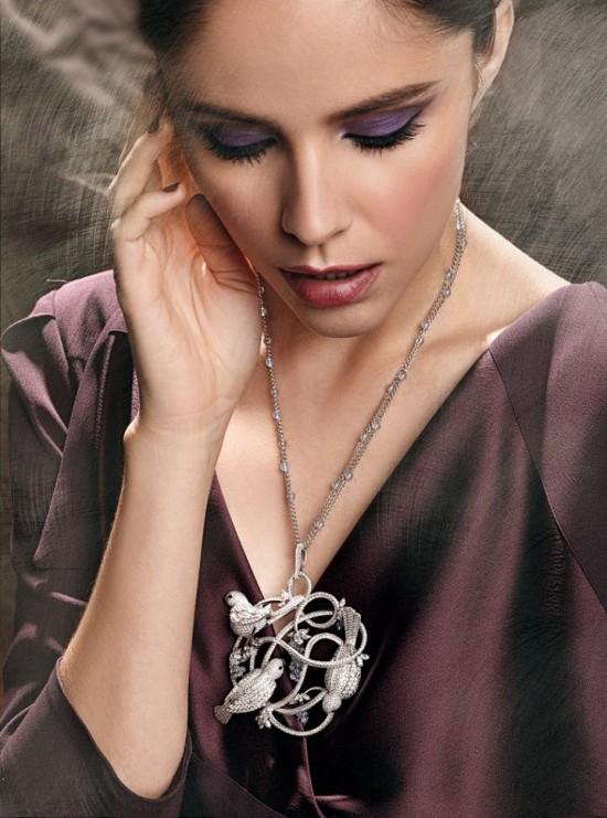 """珠宝设计师眼中的""""动物世界""""-珠宝设计【哇!行业大师灵魂之作】"""
