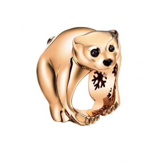 美好的童年回忆 萧邦Chopard小熊系列珠宝-精美珠宝【秘密:适合高贵女人的珠宝】