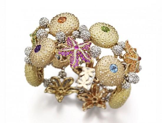 Suzanne Syz:色彩斑斓的奢华珠宝