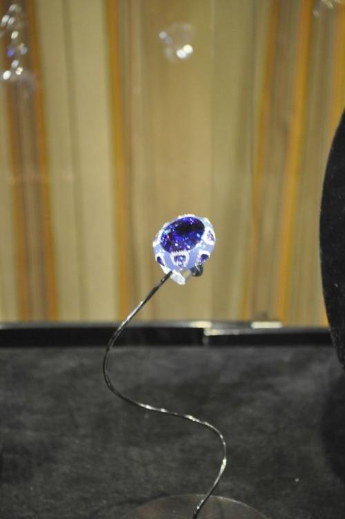 陈世英(Wallace Chan)巴黎珠宝艺术展-精美珠宝【秘密:适合高贵女人的珠宝】