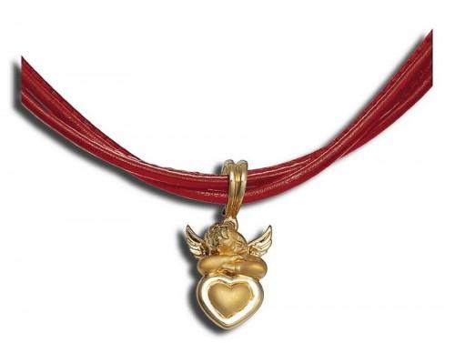 情人节幸福礼遇 Carrera Y Carrera小天使首饰-精美珠宝【秘密:适合高贵女人的珠宝】